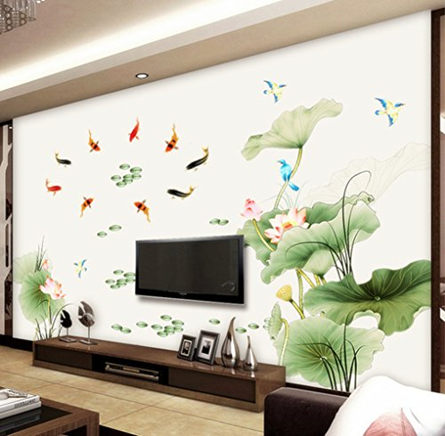 Kitchen Cartoon Wall Stickers Heat Resistant Oil-proof Removable Wall Decor - 4
