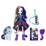 My Little Pony Equestria Girls Rarity Doll and Pony Set