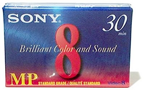 Sony Video 8 P6-30MP Video Cassette by So ny