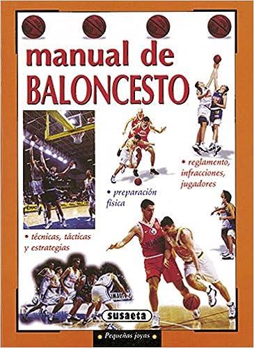 Manual De Baloncesto (Pequeñas Joyas): Amazon.es: Stefano Alfonsi ...