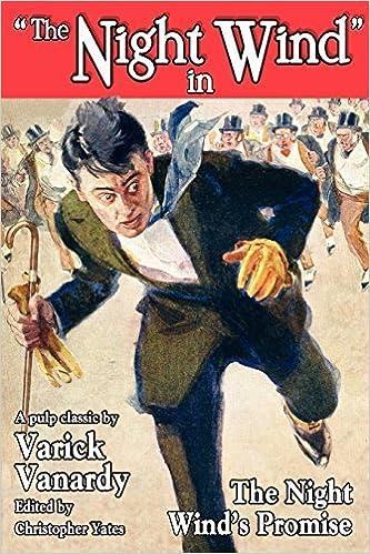 Book The Night Wind's Promise by Varick Vanardy (2008-07-14)