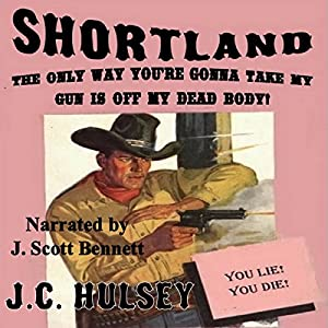 Shortland Audiobook