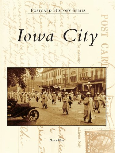 Iowa City (Postcard History Series)