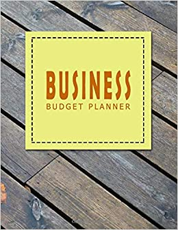 amazon business budget planner ver 8 monthly and weekly expense
