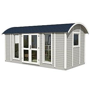 Best Epic Trends 51tcmzxJrAL._SS300_ Allwood Mayflower Base | 117 SQF Garden House, Cabin Kit