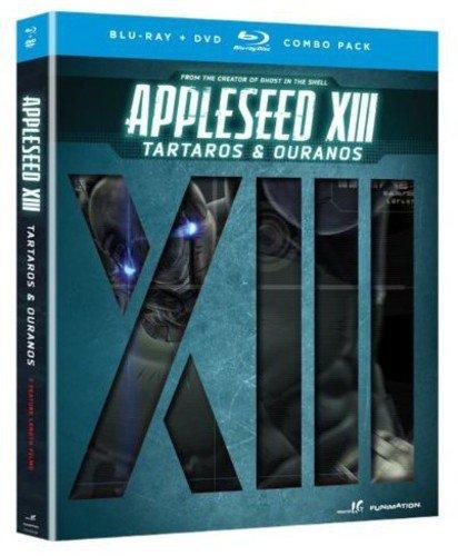 Appleseed XIII: Tartaros & Ouranos (Blu-ray/DVD Combo)