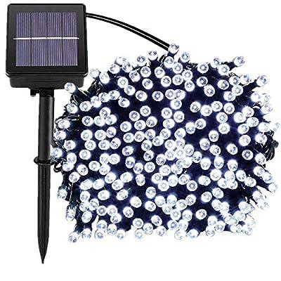 JAR-OWL Solar Christmas String Lights