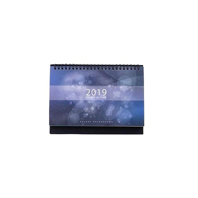 Calendarios de Pared Calendarios de Escritorio 2018-Octubre 2019 ...