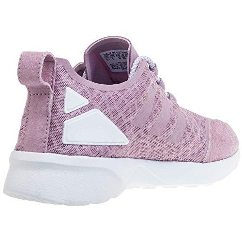 40 ZX adidas White Blanch Verve Basses Purple Femme EU Baskets Blanch ADV Core Purple Violet Flux RCwqwraT0