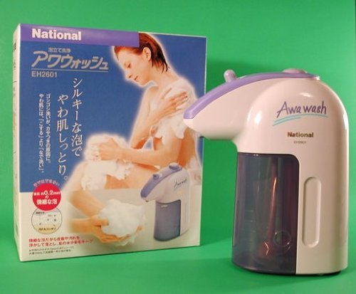 Bath Foam Maker/Dispenser - National(=Panasonic) EH2601