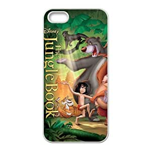 Jungle Book iPhone 4 4s Cell Phone Case White K093454