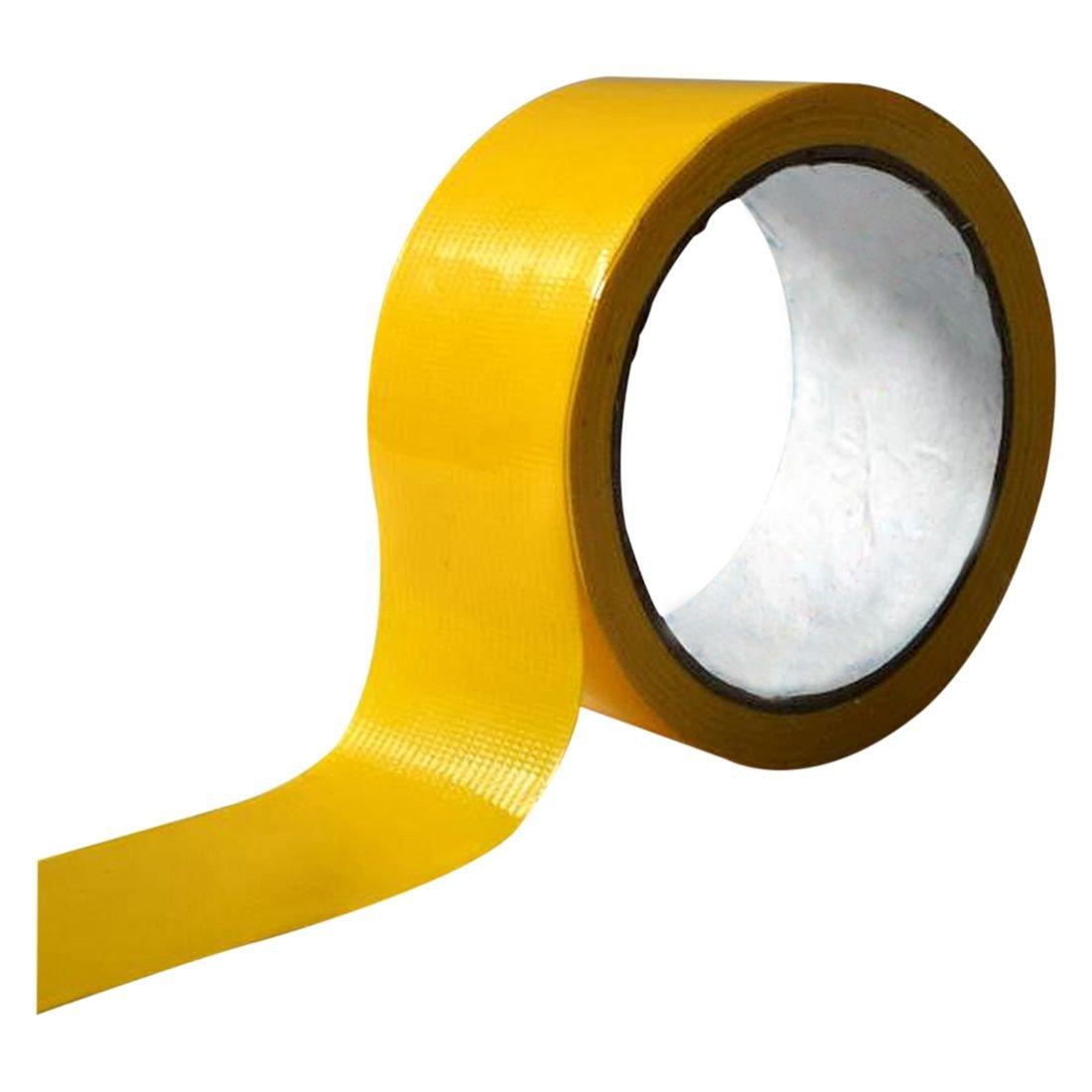 TOOGOO(R) Hot melt adhesive Tape Pipeline Waterproof Tape 48mm50m, Yellow