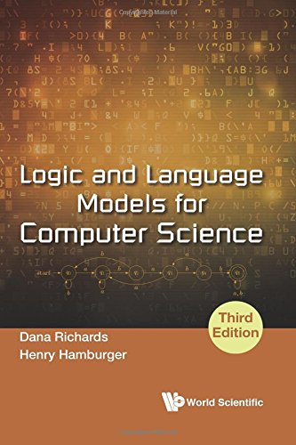 Logic and Language Models for Computer Science by World Scientific Publishing Co Pte Ltd