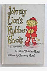 Johnny Lions Rubber Boots Icr 90 Hardcover
