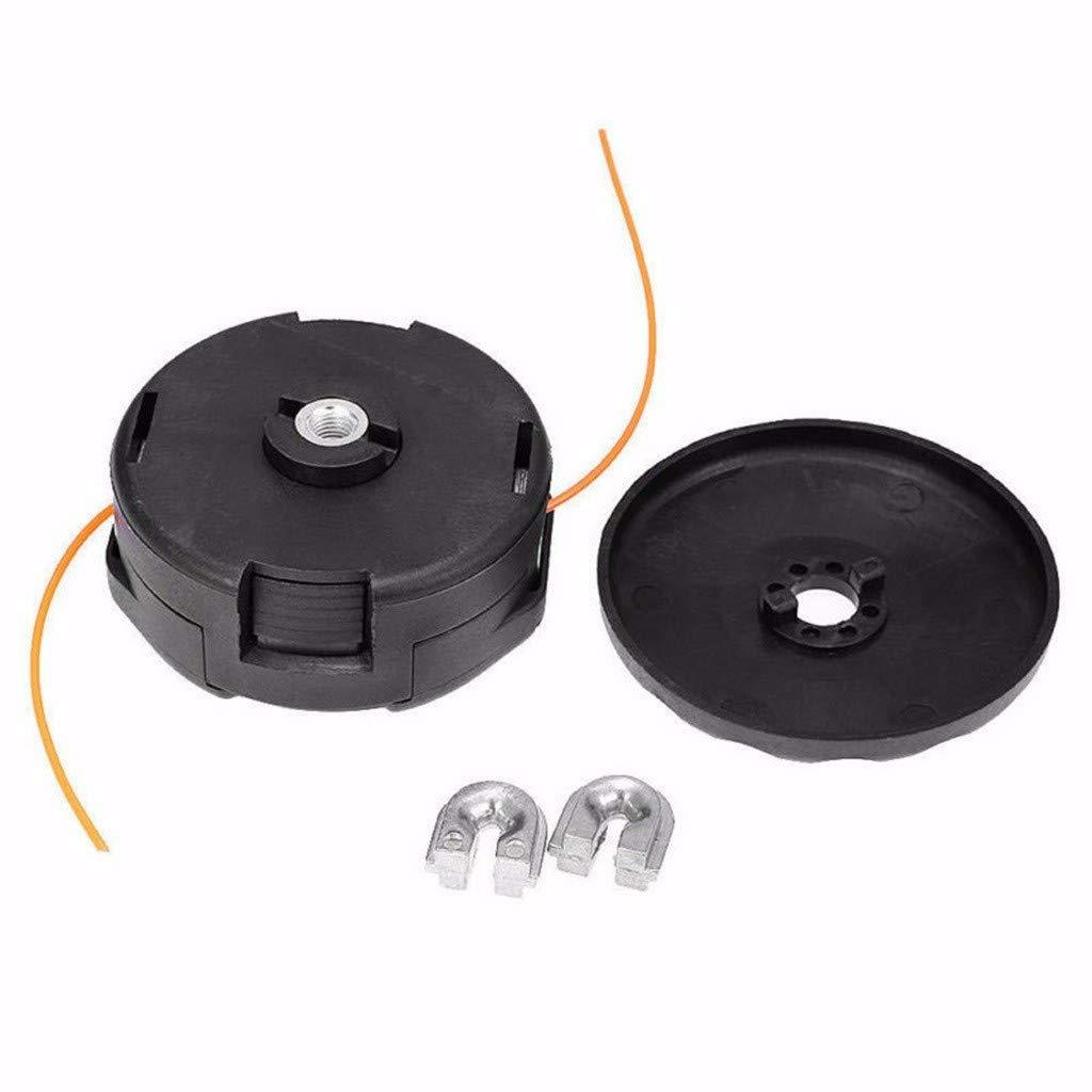 Sansee T/ête de d/ébroussailleuse pour Echo Speed-Feed 400 Head SRM-225 SRM-210 String Trimmer SRM-230