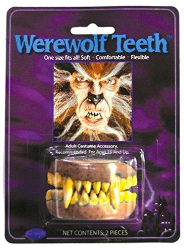 WMU 5 (Werewolf Teeth)