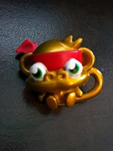 MOSHI MONSTERS SERIES 1 GOLD FIGURE - CHOP CHOP (LIMITED EDITION)