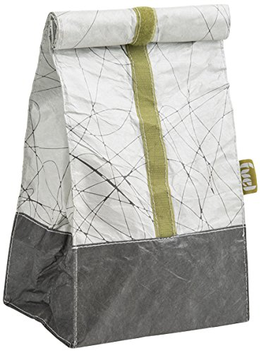 Fuel Classic Green Lunch Bag with Velcro Seal
