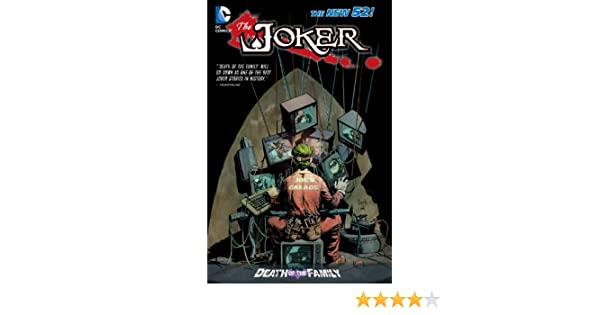 The Joker: Death of the Family (English Edition)