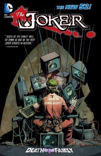 The Joker: Death of the Family (Dc Joker Comics)