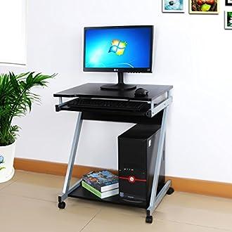 computertisch optimale h he bestseller shop f r m bel und einrichtungen. Black Bedroom Furniture Sets. Home Design Ideas