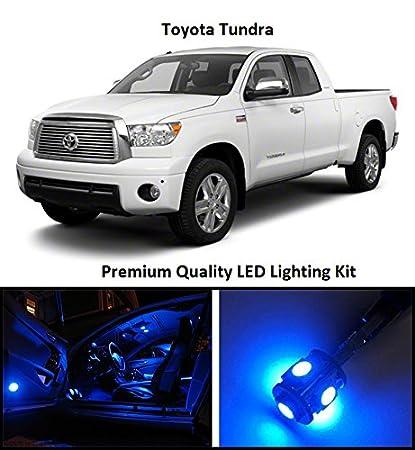 Amazon Com Elitetech 2007 2019 Toyota Tundra Premium Led Package