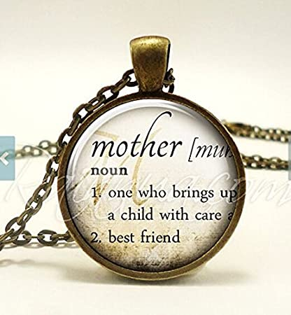 Amazon mothers day necklace dictionary definition pendant mom mothers day necklace dictionary definition pendant mom jewelry mozeypictures Gallery