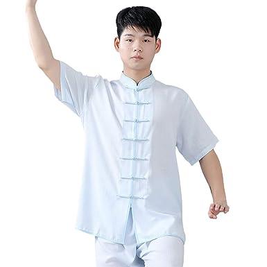 KINDOYO Martial Arts Clothing - Unisex Wing Chun Short ...