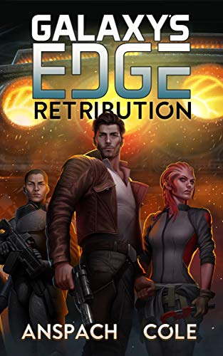 Cover of Retribution - Galaxy's Edge
