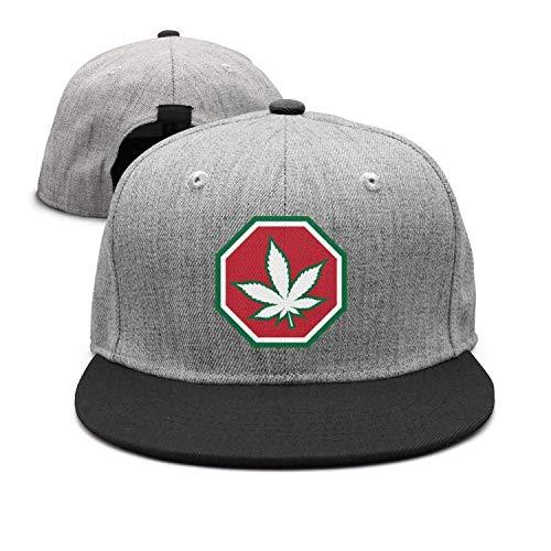 Hemp Wool Hat - Factory Sale Unisex 4corners Cannabis Hemp Cap Fitted Wool Visor Hats