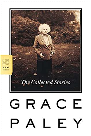 book cover of The Collected Stories of Grace Paley