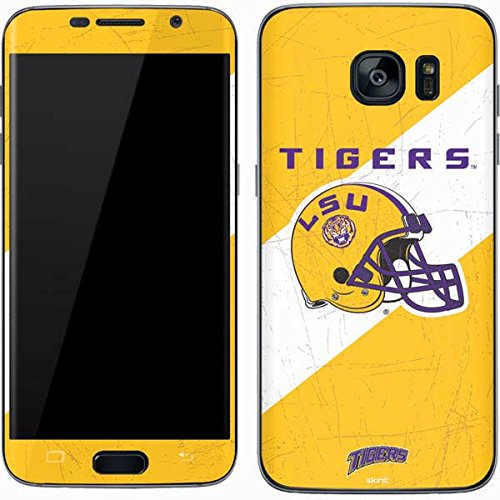 (LSU Galaxy S7 Skin - LSU Tigers Helmet Vinyl Decal Skin For Your Galaxy S7)