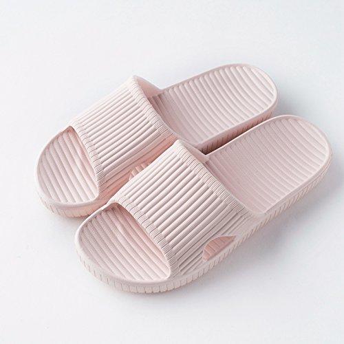 estate bagno Home della 37 camera C home da plastica bagno vasca ciabatte luce rosa antiscivolo da ciabatte in 38 coppie il pavimento uomini di fankou q4wCx5Tx