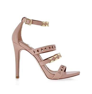 separation shoes 3c63a e3794 MARZO Damen Sandalen Gold Pink Pearl: Amazon.de: Schuhe ...