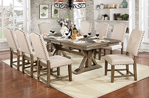 HOMES: Inside + Out Moyers Dining Table