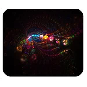 """Abstract Mousepad Personalized Custom Mouse Pad Oblong Shaped In 9.84""""X7.87"""" Gaming Mouse Pad/Mat"""