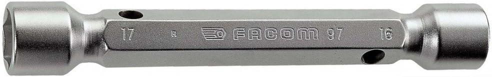 Facom 97.21X23 Llave Tubo Doble Forjada 21X23 Mm