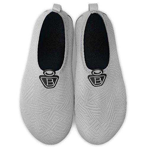 Joinfree Schage Toit Hommes Pieds Piscine Le Chaussettes Nautiques Nus De Aqua Rapide Sports Chaussures Sur Pour Nus vqrvTUw