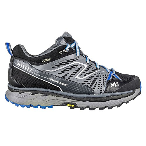 Black Mixte 8018 Millet Randonnée Alpine De Chaussures Adulte Basses Fast Gtx blue wvw1A