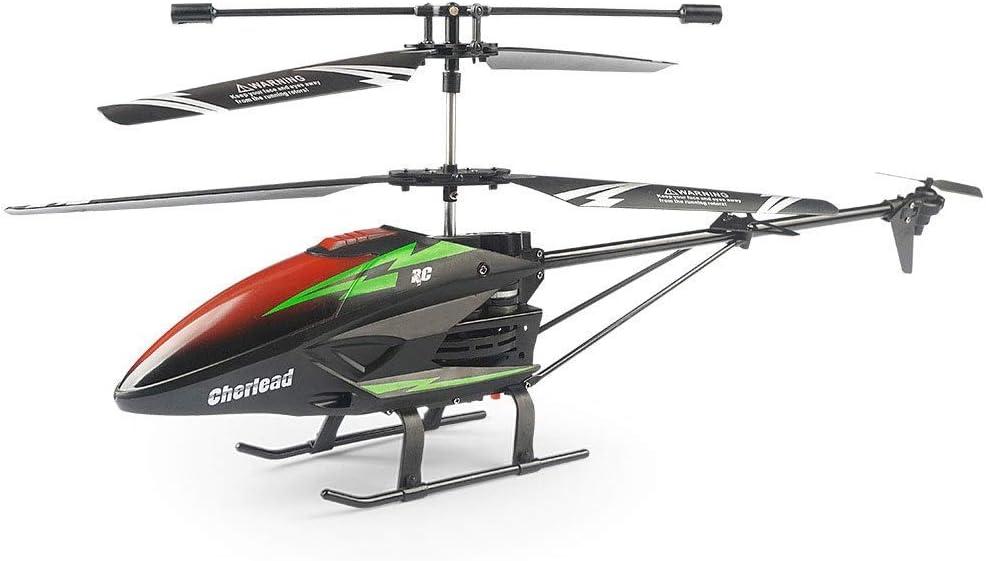 Drohneks Avión de Control Remoto Helicóptero de Gran tamaño Modelo de avión 3.5 Canales Recargable Juguetes para niños Que Caen, Mejores Regalos de cumpleaños para niños, Cuadricóptero RC