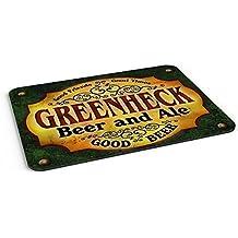 Greenheck Beer & Ale Mousepad/Desk Valet/Coffee Station Mat