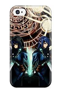 Fashionable Style Case Cover Skin For Iphone 4/4s- The Legend Of Zelda Video Game