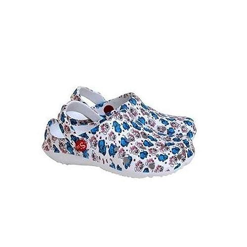 d2741efdd0fd4 Sabot Plastique Enfant, Schuzz Globule Lapins  Amazon.fr  Chaussures ...