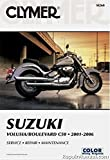 M260-3 2001-2011 Suzuki Volusia Boulevard C50 Clymer Motorcycle Repair Manual