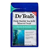 #9: Dr Teal's Epsom Salt - Sea Kelp Sea Mineral Soak, Purify and Hydrate, 3 pounds each bag (pack of 4)