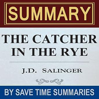catcher in the rye sample