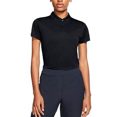 NIKE Women's Dry Short Sleeve Golf Polo : Clothing