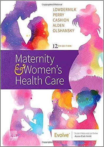 Maternity and Women's Health Care E-Book, 12th Edition - Original PDF