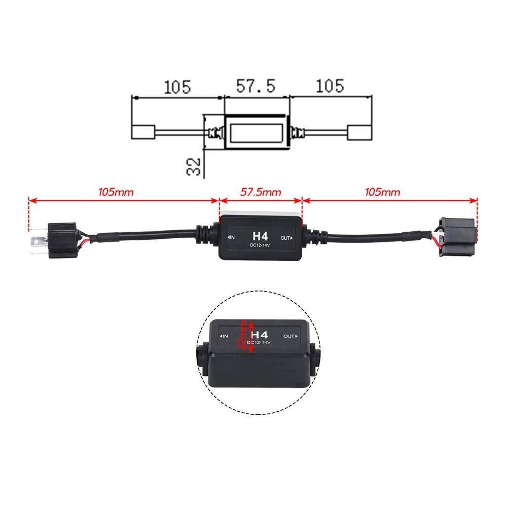 H4 Bulb Wiring Diagram - Dolgular.com