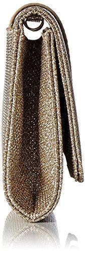 Miss KG Damen Talia Clutch, Gold (Gold Comb), 5.5 x 13.5 x 26.5 cm